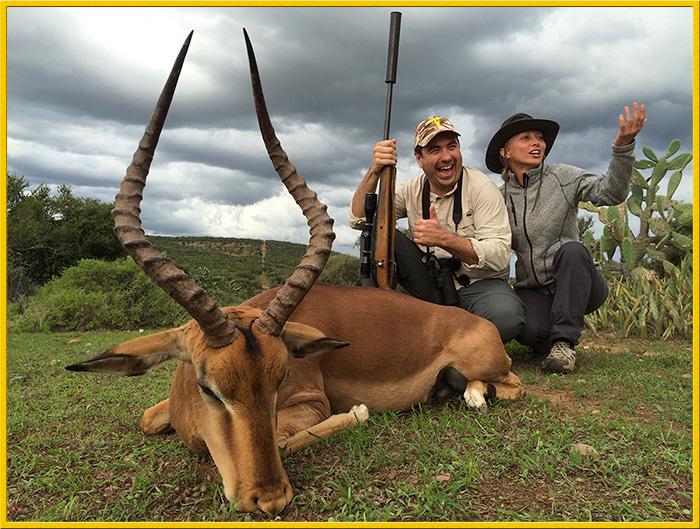 Impala AfriqueThe Best Serge Et Edith
